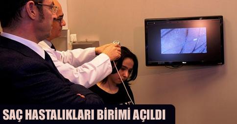 İstanbul Üniversitesi Saç Hastalıkları