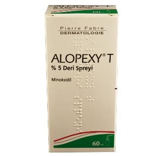 Alopexy T % Deri Spreyi